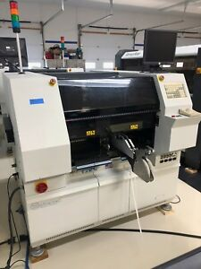 Universal Instruments Gsm 4681a Pick And Place Machine