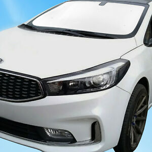 Fit For Kia Forte 2014 2018 Sedan Front Windshield Window Sun Shade Uv Block