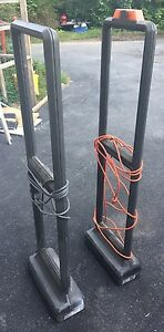 2 Sensormatic Security Checkpoint Eas Towers Model Za1050 Zs16 xp