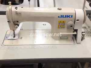 Juki Ddl 8700 Industrial Sewing Machine Used with New Stand 3 4 Hp Servo Motor