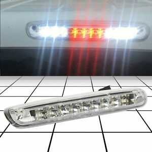 Fits 07 13 Chevy Silverado Gmc Sierra Rear 3rd Third Brake Cargo Led Light Lamp