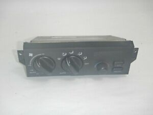 Jeep Grand Cherokee Zj 96 98 Heat Heater A c Digital Climate Control Switch