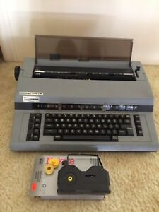 Swintec Electric Typewriter