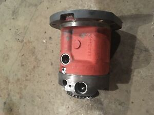 White oliver Tractor Hydraulic Charge Pump 2 135 2 155 100 120 125 140 145 160