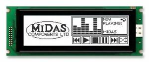 Midas Mc240064a6w fptlw Mc240064a Graphic Lcd Display Black White Transflectiv