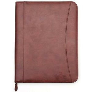 Professional Executive Pu Leather Business Resume Portfolio Padfolio Organizer