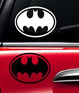 Batman Decal Vinyl Car Window Sticker Any Size