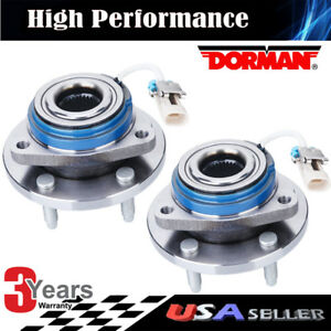 2 Front Or Rear Wheel Bearing For Buick Rendezvous Pontiac Aztek Montana