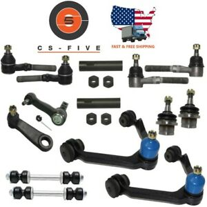 Front End Steering Rebuild Package Kit For Ford F150 97 98 99 01 02 03 04 4wd