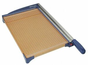 10 sheet Guillotine Paper Cutter With 15 Cutting Length 2 11 16 Height