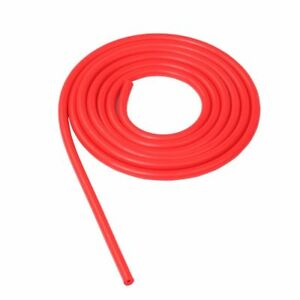 5 32 4mm 10 Feet Red Vacuum Air Silicone Hose Pipe Tube Turbo Universal