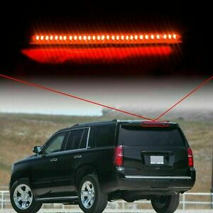 Housing Rear Roof 3rd Third Brake Cargo Light Led Fit 00 06 Tahoe Suburban Yukon