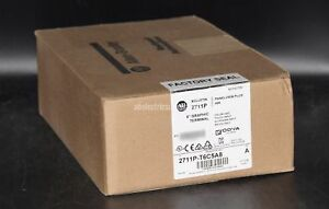 New Surplus Sealed Allen Bradley Panelview Plus 600 2711p t6c5a8 Ser A 6 Color