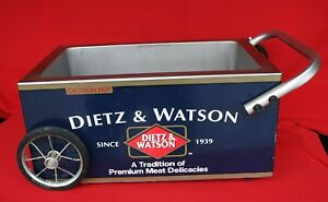 Dietz Watson 1200 Watt Portable Steam Table Model Mpcs2000