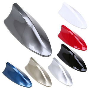 Universal Auto Shark Fin Antenna Car Roof Decoration Dummy Signal Aerial Cover