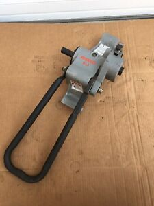 Ridgid 916 Roll Groover 1 1 4 To 6 For Use With Ridgid 300 Rigid Greenlee 975