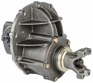 Jegs 60696 Ford 9 Inch Posi Traction Third Member Assembly 4 11 Ratio 28 spline
