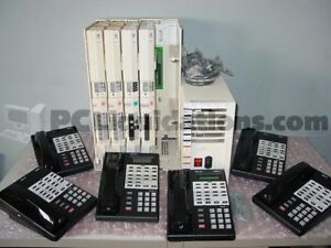 Lucent Partner Plus Phone System W Voicemail