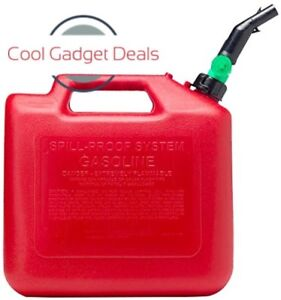 High Quality 5 Gallon Gas Can Auto Shut off By Briggs And Stratton Brand