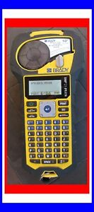 Brady Bmp 21 Plus Label Marker Labeler With Batteries And Labels Complete