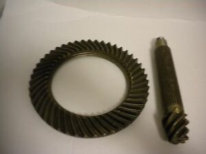 A14420 New Ring Pinion Case 680 680b Backhoe