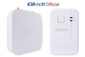 Elitech Rcw 2000 Transceiver Rcw 2100 Sensors Data Logger Temperature Humidity