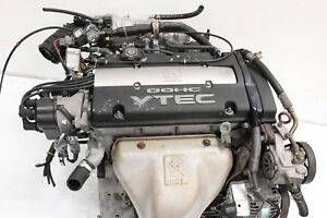 Jdm Honda Prelude 92 96 2 2l Obd1 Vtec Dohc H22a Complete Automatic Engine
