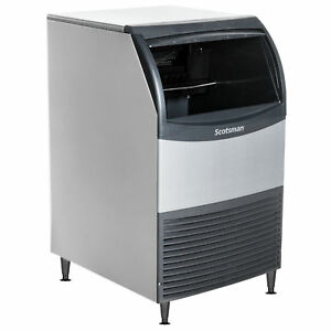 Scotsman ice maker Air Commercial Bar Compact Under Counter Restaurant 100lb day