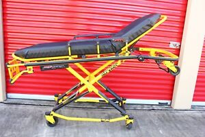 Mint Stryker Mx pro 650lb Ambulance Stretcher Gurney Cot Mx Pro Power Pro Xt