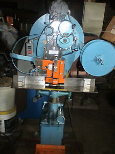 Isp N3b 2 1 2 H Stitcher Made In 2007
