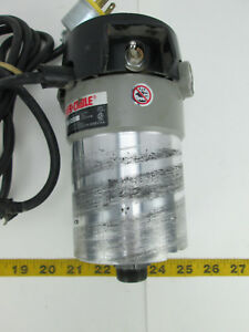 Porter Cable Router Heavy Duty Motor Model 6902 120v 10a 23 000rpm Sku B Gs
