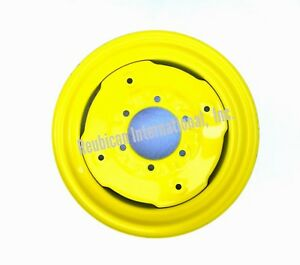 Wheel Rim Front For John Deere Tractors 5 5 X 16 yellow