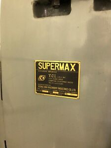 Suermax Mill Slightly Used Heavy Duty