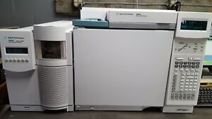 Agilent 6890n 5975c Inert Xl Msd With Triple Axis Detector