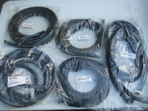 1965 66 Mustang Coupe Hardtop 7 Piece Weatherstripping Kit