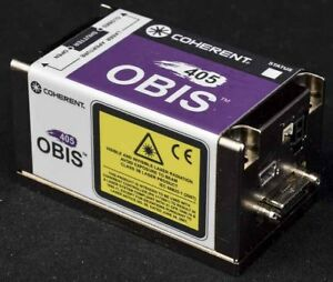 Coherent Obis 405 Rev Ab Laboratory industrial 402nm 150mw Laser Head 118