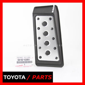 Factory Lexus Is F Is250 Is350 09 15 Foot Rest Pedal Front Left 5819253061 Oem