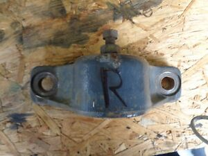 Kubota L3010 4x4 Front Axle Housing Trunnion Rear One