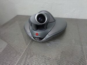 Polycom Vsx 7000 Video Conference Ntsc Camera 2201 22298 200 need Ac Adapter