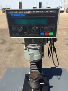 Newage Veristron Regular Rockwell Hardness Tester At130 Rds