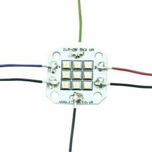 Ils Ilr ow09 hqux pc221 wir200 Circular Led Array 3 White Leds 2700k