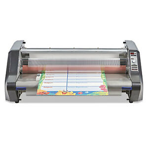 Ultima 65 Thermal Roll Laminator 27 Wide 3mil Max Document Thickness 1710740