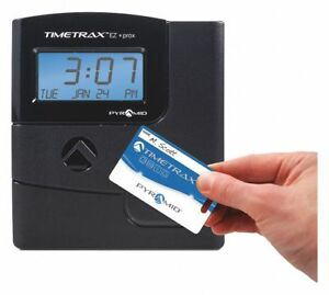 Surface Wall mount Digital Software based Time Clock 5 h X 5 3 4 w X 2 d