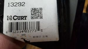 16 17 Buick Envision Trailer Hitch 2 Tow Receiver Class 3 Curt Brand Used