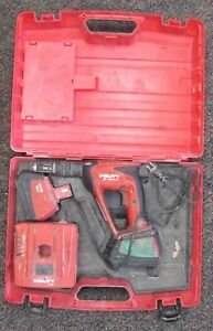 Hilti Sf 4000 a Cordless Drywall Screw Gun Set Screwdriver W charger