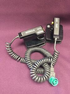 Philips Heartstart Xl External Hard Paddle Assembly adult Pedi Tested M4746a