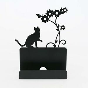 Business Card Holder Stand For Office Coffee Shop Store Organizer Christmas