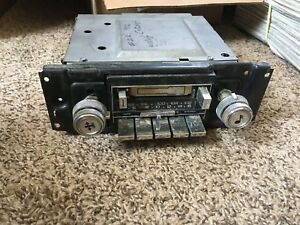 1978 1987 Gm Cutlass Am fm Cassette Deck Chevy Chevrolet Gmc
