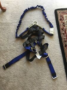 Lot Elk River 27826 Lanyard And Elk River Harness 48103 Size M xl