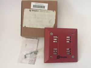 nib new Simplex 4901 9816 Fire Alarm Flush Horn Mechanism